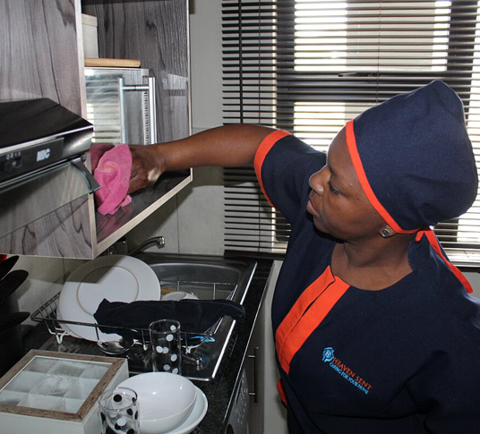 Domestic Cleaning Services in Johannesburg